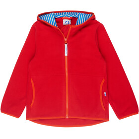 Finkid Kids Paukku Jacket red/grenadine